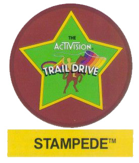 Trail Drive badge