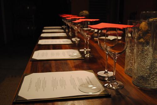 Cellar Tasting Room, Linden Vineyard