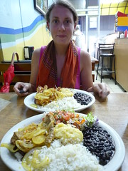 Unser letztes Abendmahl in Costa Rica