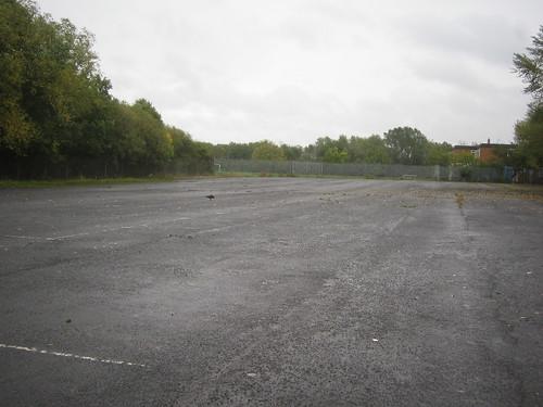 Thornaby Aerodrome Runway