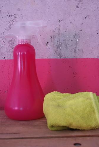 A limpar / cleaning