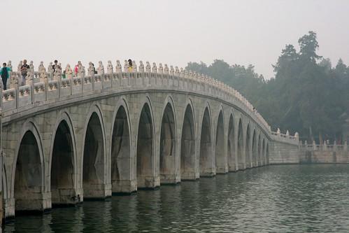 Summer Palace - bridge