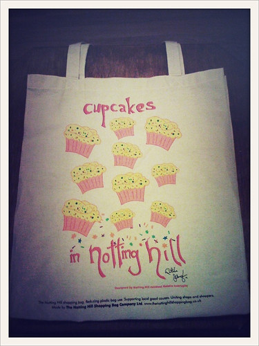 Cupcakes in Notting Hill by Natalie Imbruglia