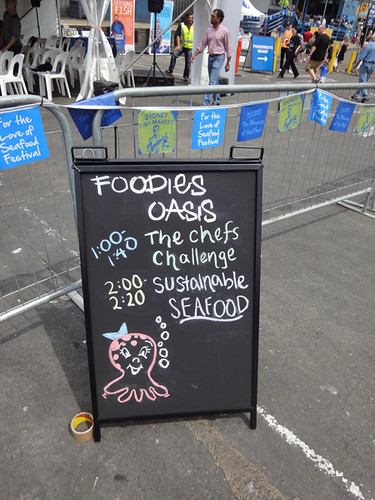 For The Love Of Seafood: Foodie's Oasis