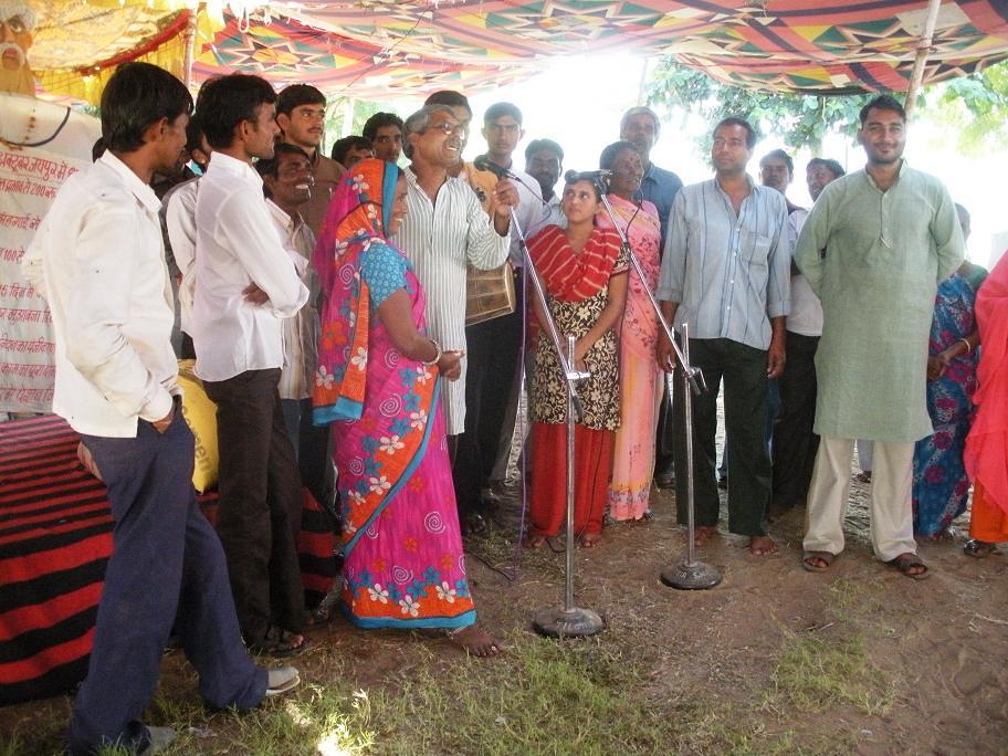 Pics from the satyagraha - 5, 6 & 7 Oct 2010 - 19