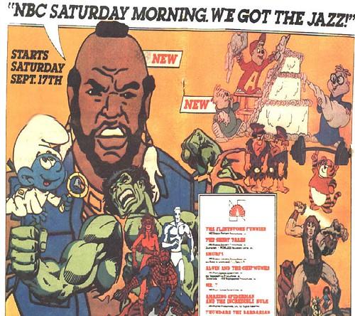 NBC Saturday Morning (1980s)