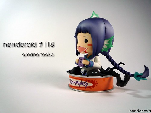 Nendoroid 118: Amano Tooko