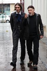 Cédric Villani et Patrice Moullet