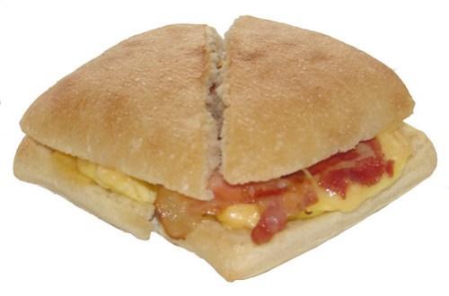 Starbucks Artisan Bacon, Egg & Gouda Breakfast Sandwich