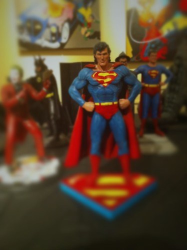 Museum of Life + Science Heroes, Villains and Special Effects Exhibt