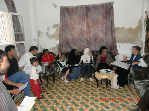 """Home English"" Program for Iraqi Refugees in Jordan"