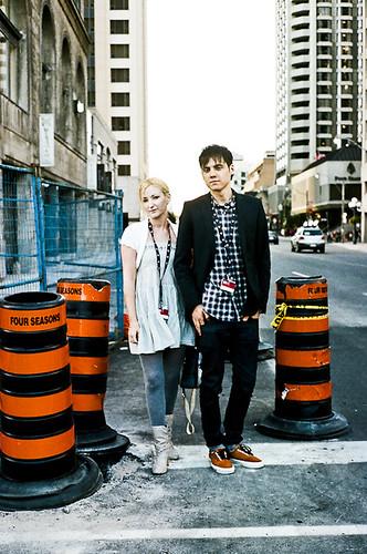 Tiff, street fashion @ Bloor St. W., Toronto