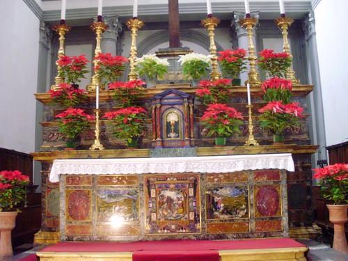 Altare maggiore 3