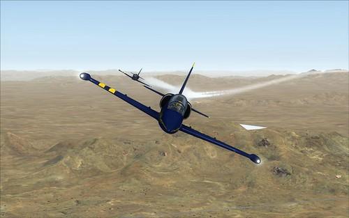 2 L-39C en práctica - #2