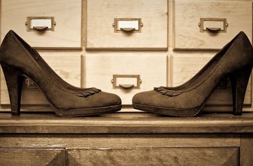 {M+E} Library Shoes