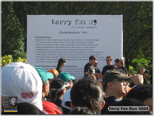 091101 Terry Fox Run '09