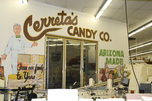 Day 7: Cerreta's Candy Company