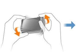 Para capturar imágenes en 3D