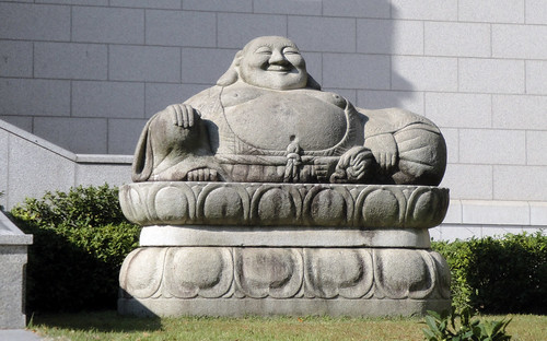 One Fat Buddha