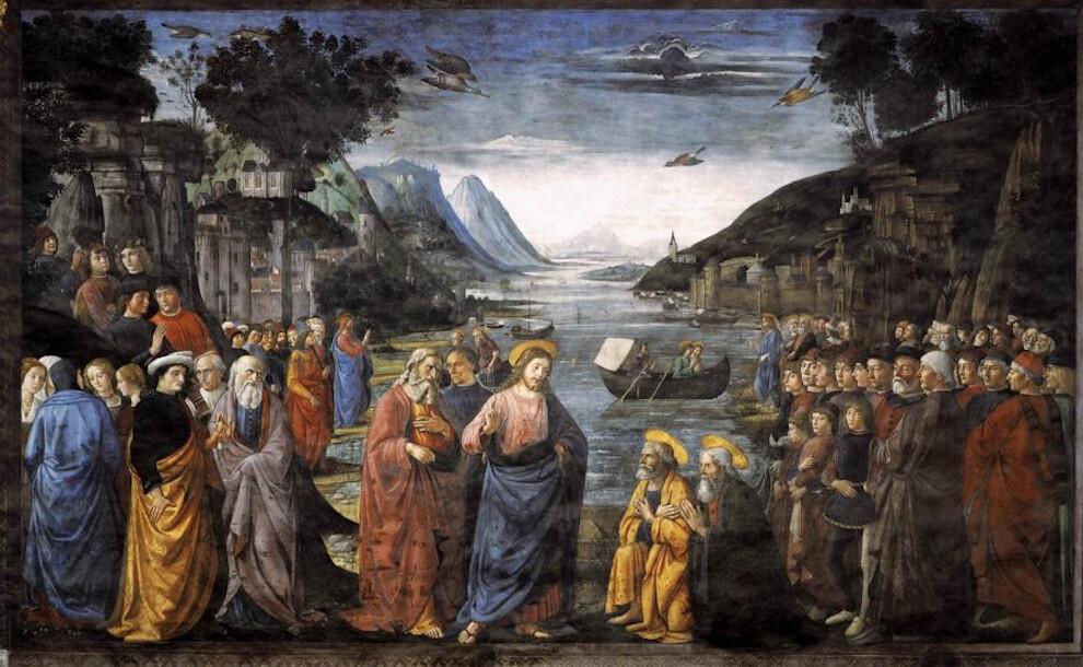 5188689547 6b21558727 b Sistine Chapel   Incredible Christian art walk through