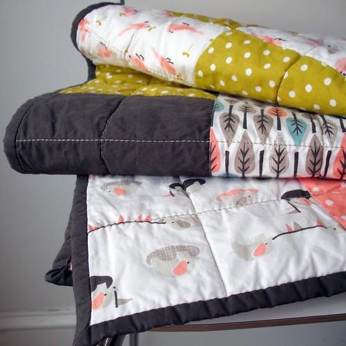 My Happy Nursery Quilt