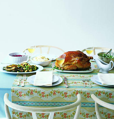 turkey table John Kernick photog