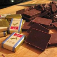 Gooey Swiss Delice Brownies...