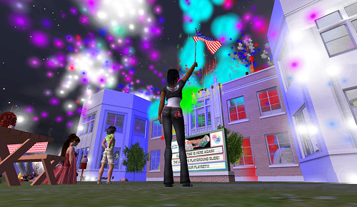 Fourth of July at Livingtree - 1