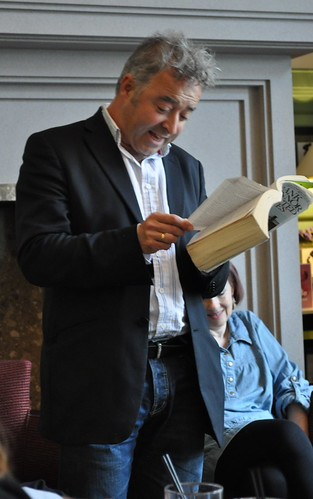 Reading by Frank Cottrell Boyce