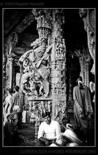 Jalakanteshwar temple architecture | Vellore fort