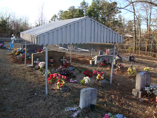 Rogers Chapel Cemetery, Tippah County Mississippi