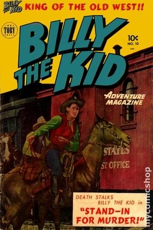 Billy the Kid Adv Mag 10