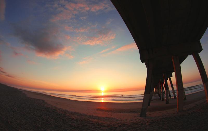 Sunrise Wrightsville Beach, NC