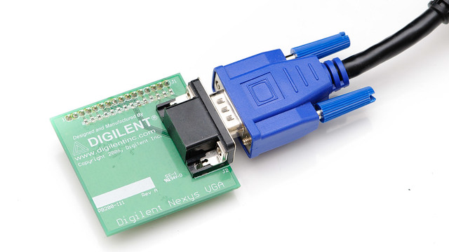 VGA interface