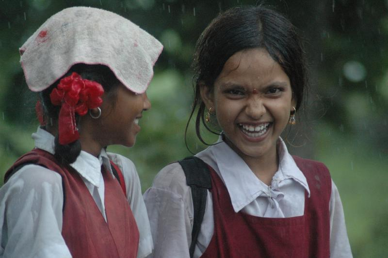 Open hearted - Nirmal, Andhra Pradesh, India