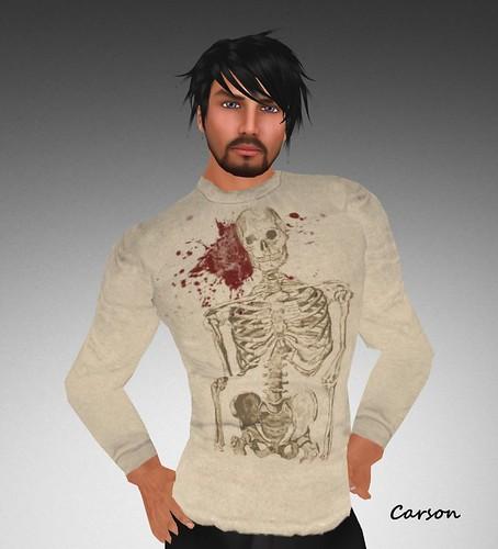 DECO Anatomy T-shirt