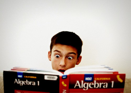 Algebra say what?