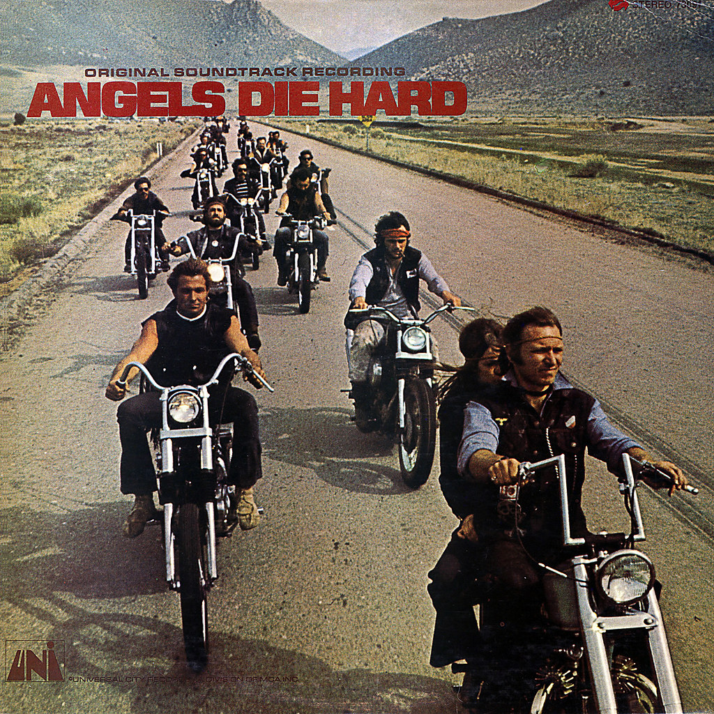 Various Artists - Angels Die Hard