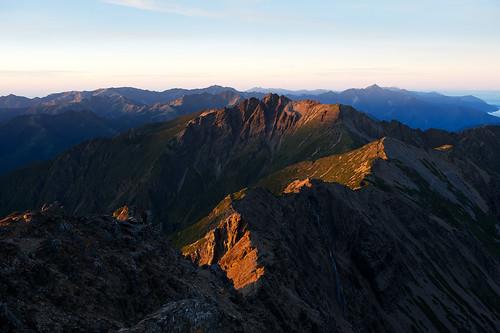 Yushan's (Jade Mountain)