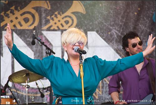 Miss Platnum (Ruth Maria Renner) & Beat Halberschmidt