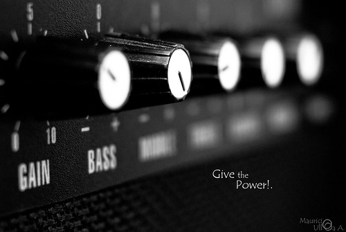 Give the Power!.
