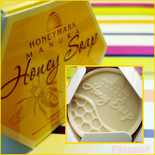 HoneyMark --Honey soap