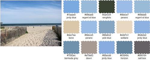 Colors of the beach - Ocean City, NJ