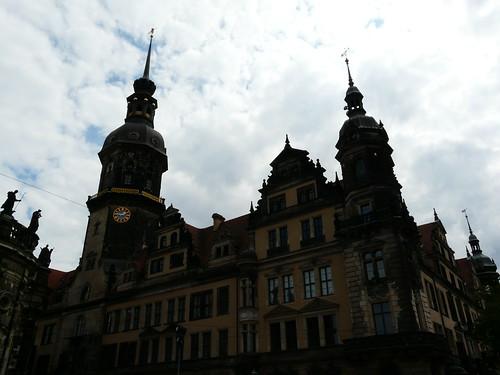 Palacio de Dresde (Dresdner Residenzschloss)