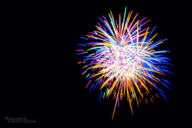 Takarazuka Fireworks 4