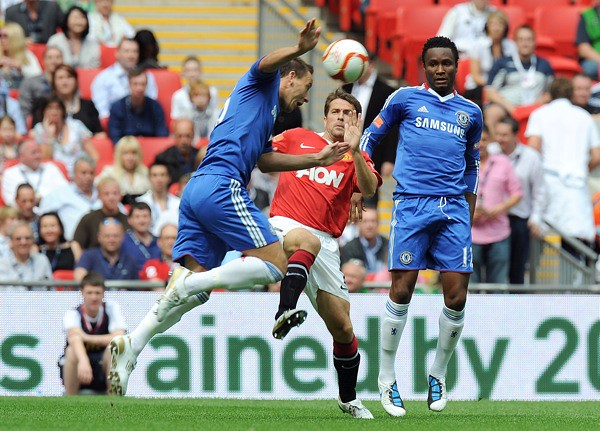 Community Shield Chelsea vs Manchester United