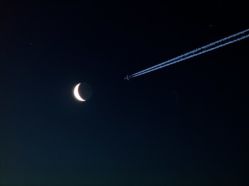 Fly to the Moon Again