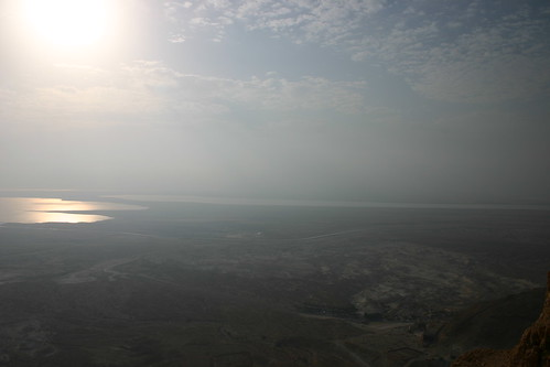 Dead Sea morning