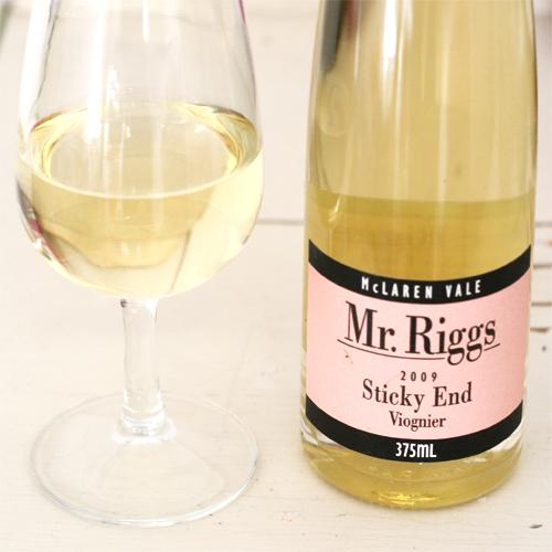 mr riggs sticky