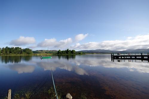 Loch Shiel sky
